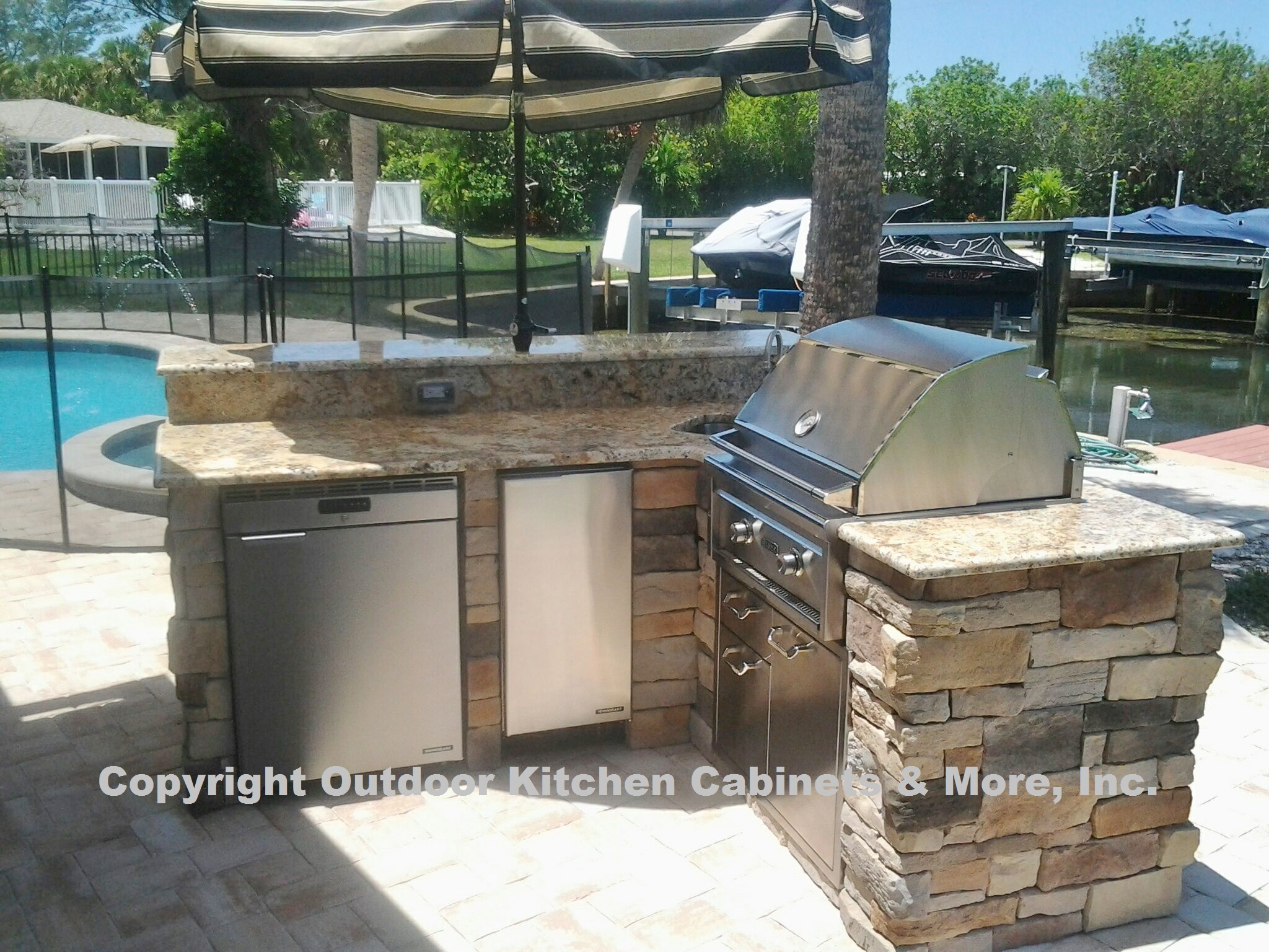 Outdoor Kitchen Gallery Photo 71