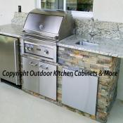 Outdoor Kitchen Gallery Photo 38