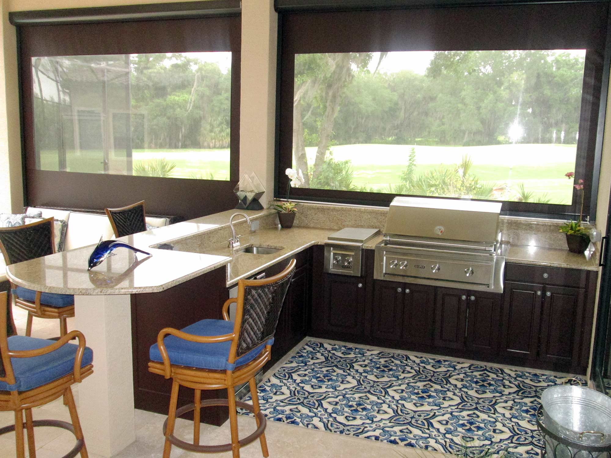 Outdoor Kitchen Cabinets More Quality Outdoor Kitchen Cabinets - Outdoor kitchens tampa